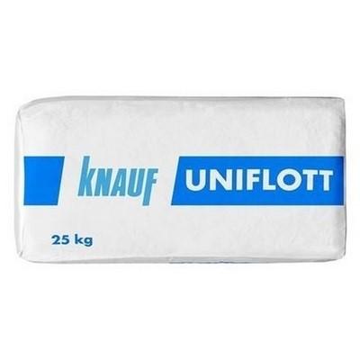 Шпатлевка Кнауф Унифлот 25 кг (Knauf Uniflot)