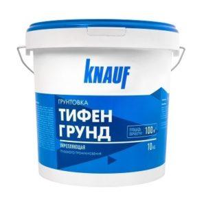 Грунтовка Кнауф Тифенгрунд 10кг (Tiefgrund Knauf)