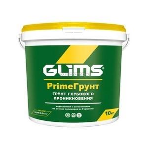 Грунтовка глубокого проникновения GLIMS®PrimeГрунт