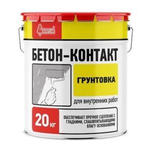 Бетонконтакт «Старатели» 20кг