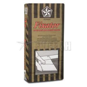 Клей плиточный Фиксатор Русеан 25 кг