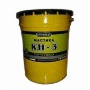 КН-3 Мастика каучуковая 22л