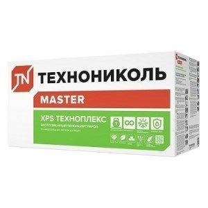 Теплоизоляция Технониколь 20х1180х580мм XPS Master