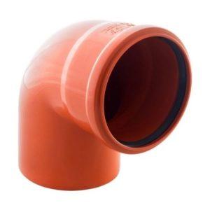 Отвод ф200х90 наружная