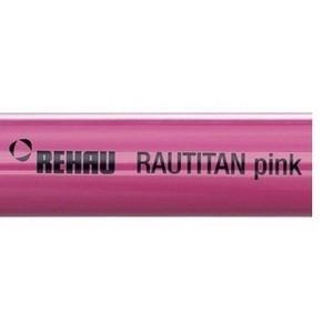 Труба RAUTITAN pink 20х2