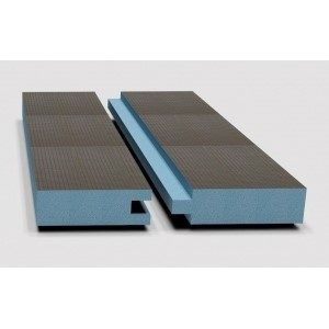 Руспанель 100мм теплоизоляционная панель РПГ 2485х585мм 1.5м2 (1)
