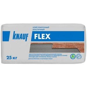 Плиточный клей Knauf FLEX эластичный 25 кг