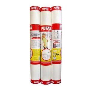 Малярный стеклохолст Pufas 1х50м