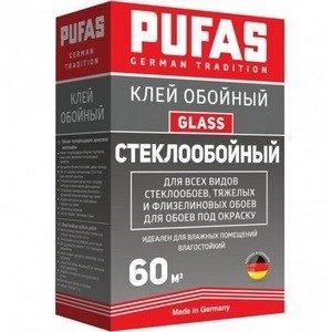 ПУФАС клей стеклообойный 60 м2