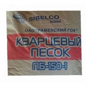Песок кварцевый мешок 50кг ПБ-150-1