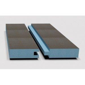 Руспанель 100мм теплоизоляционная панель РПГ 2485х585мм 1.5м2 (2)