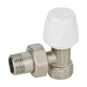 Радиаторный вентиль BUGATTI (DАL) угловой