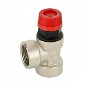 Клапан предохранительный BUGATTI (IL) нерегулируемый вн. резьба 1/2 1.5 бар (40/10) серия 240