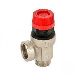 Клапан предохр. BUGATTI (IL) нерегулируемый ВН/НР 1/2 1.5 бар (40/10) серия 240
