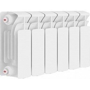 Радиатор биметаллический Rifar 200 6 секций