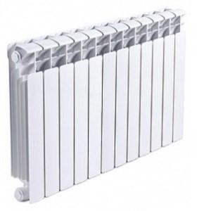 Радиатор биметаллический Rifar 350 12 секций