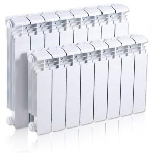 Радиатор алюминиевый Rifar 350 10 секций