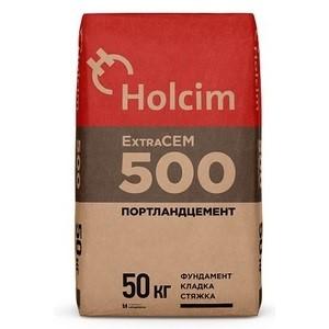 Цемент Холсим ExtraCem М500  II/А 50кг