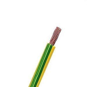 ПВ3 жёлто-зелёный провод установочный ПуГВ 1х0