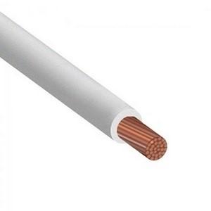 ПВ3 белый провод установочный ПуГВ 1х2