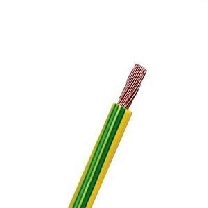 ПВ3 жёлто-зелёный провод установочный ПуГВ 1х6