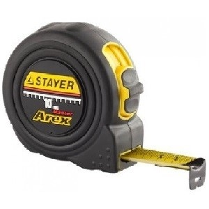 Рулетка 10мх25мм Stayer Arex 3410-10