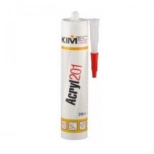 Герметик акриловый  KimTec Acryl 201  310мл белый