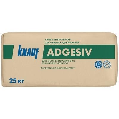 Штукатурка «Адгезив» от «КНАУФ»