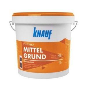 Грунтовка Мителль-Грунт Кнауф концентрат универсальная 10кг