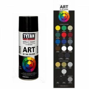 Аэрозольная краска TYTAN prof 400мл