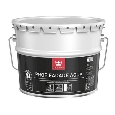 Тиккурила PROF FACADE AQUA 9л (1) Краска фасадная
