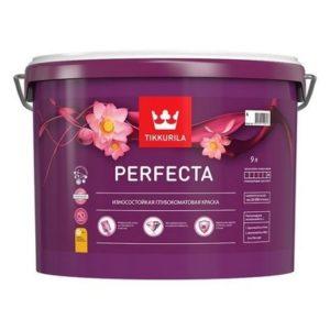 Тиккурила PERFECTA 9л (1) Краска интерьерная (А)