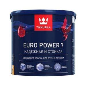 Тиккурила ЕВРО ПАУЭР-7  2
