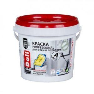 Краска DALI Professional для стен и потолков 0