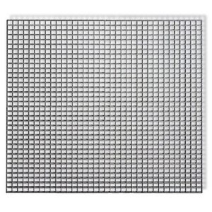 Решетка вентиляционная С 003 (15x15мм) 600x600
