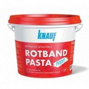 Шпатлевка Кнауф ротбанд паста 5 кг
