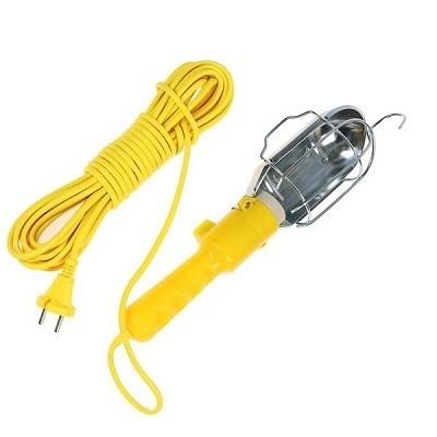 Светильник переносной 10м с патроном E27
