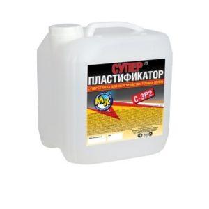 Суперпластификатор С-3 Мастер-Класс 10л