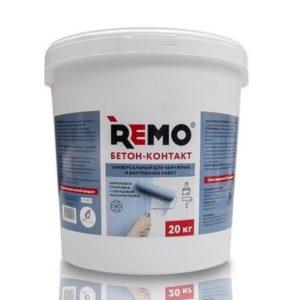 Бетонконтакт РЕМО 20 кг