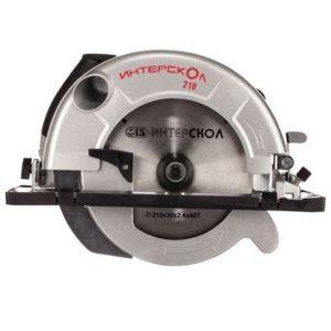 Интерскол дисковая пила ДП-210/2000М