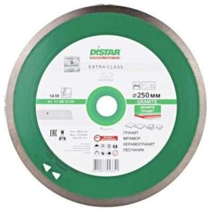 Дистар диск алмазный 1A1R 1A1R 230x1