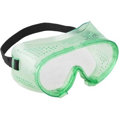 Очки защитные Зубр Мастер закрытого типа с прямой вентиляцией 11027