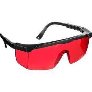 Очки защитные открытого типа Stayer красные 2-110457
