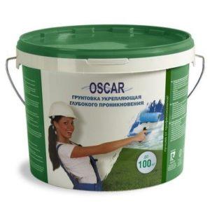 Грунтовка Оскар для внутренних и наружных работ 10кг