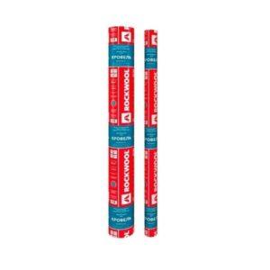 ROCKWOOL трехслойная мембрана для кровли 70м2