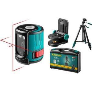 Нивелир лазерный KRAFTOOL CL 20 нивелир лазерный  20м IP54 точн -02 ммм