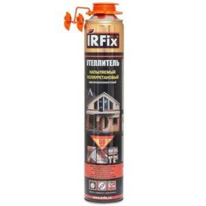 Пена утеплитель напыляемый IRFix 890мл