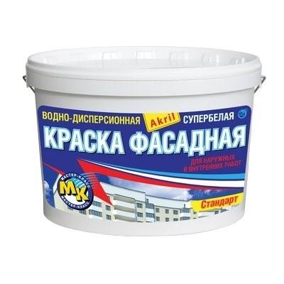 Краска Мастер-Класс Фасадная-Люкс 40кг