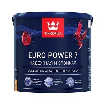 Тиккурила EURO POWER-7 2