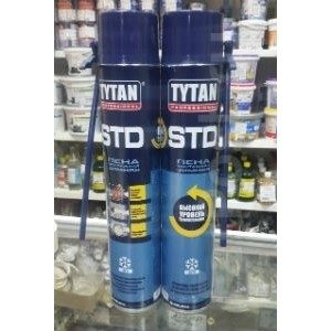 Монтажная пена Титан (TYTAN) Standart  750мл